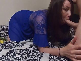 Momma gets take over Mother's Day cock