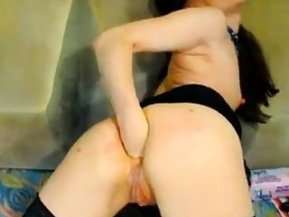Hot Russian mature fisting mainly webcam